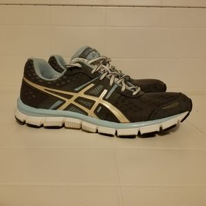 Asics Gel Blur 33 Gray/Light Blue